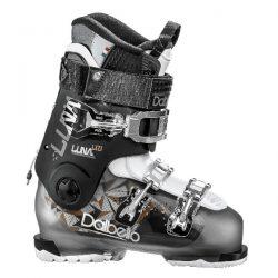 Narciarstwo > Buty narciarskie - Buty Dalbello Luna 75 Black Transparent / Black 2018