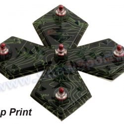 Akcesoria > Inne - Pad ICETOOLS Cross Mat 2011