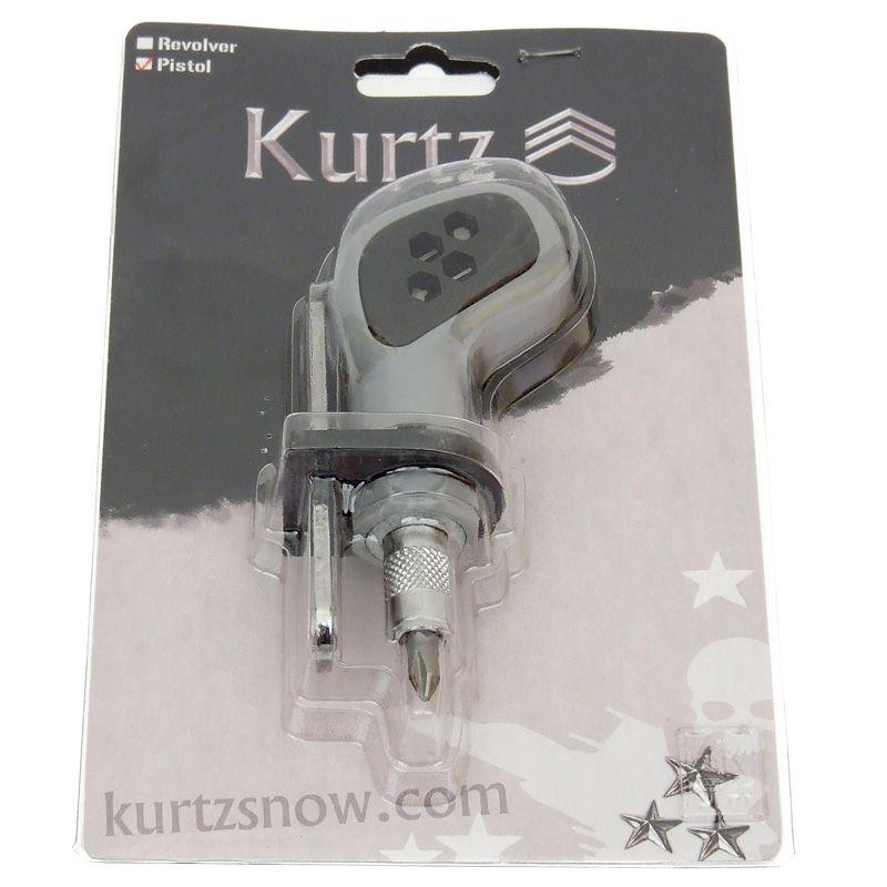 Akcesoria > Smary i narzędzia - Klucz snowboardowy Kurtz PISTOL