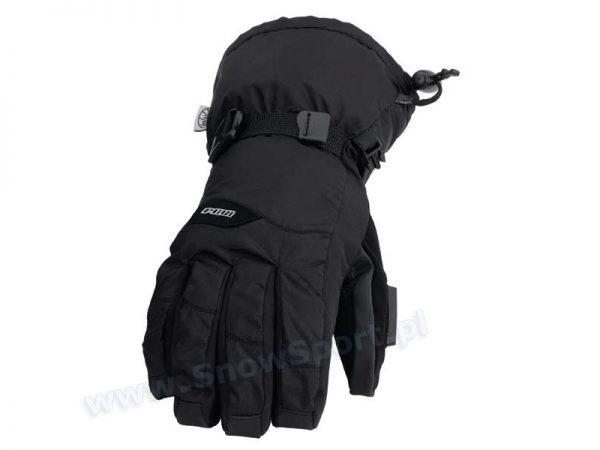 Odzież zimowa > Rękawice snowboardowe - Uniwersalne rękawice POW X-G Gauntlet 2011
