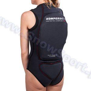 Akcesoria > Ochraniacze - Ochraniacz na kręgosłup KOMPERDELL Airshock Underweare Body Protektor 633-02