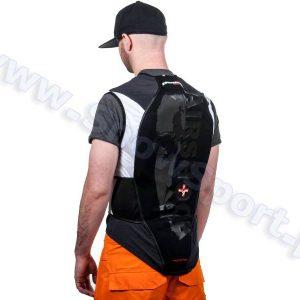 Akcesoria > Ochraniacze - Ochraniacz na kręgosłup KOMPERDELL Airshock Protector Vest + Belt kamizelka ochronna z pasem