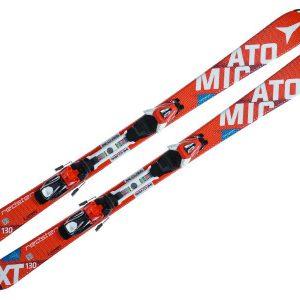 Narciarstwo > Narty juniorskie - Narty Atomic Redster JR III + wiązania XTE 045 2017