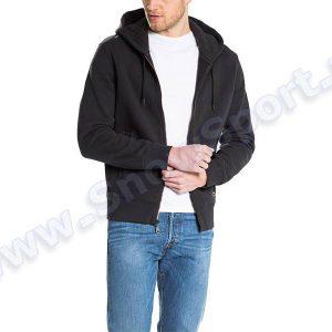 Lifestyle > Bluzy - Bluza Levis Black Full Zipped Hoodie Jet F/W 2017 (26915-0000)