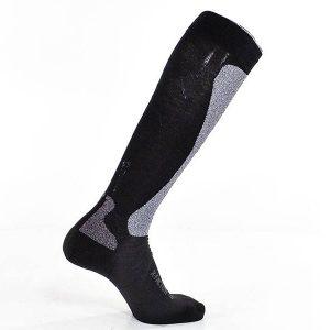 Odzież zimowa > Skarpety - Skarpety X-Socks Ski Adrenaline Black Anthracite B014 2018