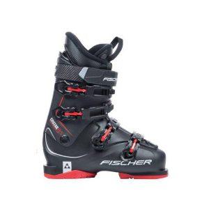 Narciarstwo > Buty narciarskie - Buty Fischer Cruzar X 8.5 Black/Black/Red TMS U30017 2018