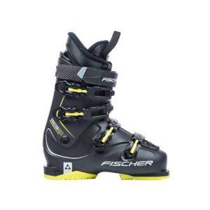 Narciarstwo > Buty narciarskie - Buty Fischer Cruzar X 8.5 Black/Black/Yellow TMS U30017 2018