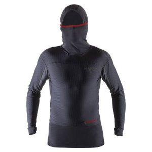 Odzież zimowa > Bielizna termoaktywna - Bluza termoaktywna Majesty Heatshield Black/Black 2018