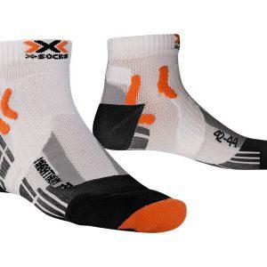 Odzież zimowa > Skarpety - Skarpety X-Socks Marathon Black White B030 2018