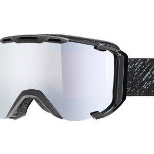 Akcesoria > Gogle - Gogle UVEX Snowstrike FM Black Mat Mirror Silver (2126) 2018