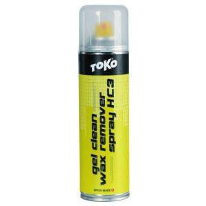 Akcesoria > Smary i narzędzia - Zmywacz Gel TOKO Clean Spray HC3 Maxi 250 ml