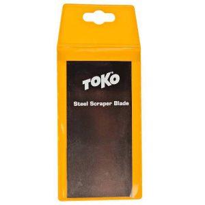 Akcesoria > Smary i narzędzia - Cyklina Stalowa TOKO Steel Scraper Blade 2018