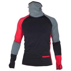Odzież zimowa > Bielizna termoaktywna - Bluza Termoaktywna Męska Majesty Surface Black 2016