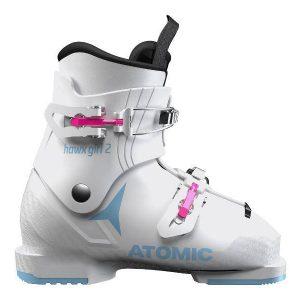 Narciarstwo > Buty narciarskie - Buty Atomic HAWX Girl 2 White/Denim Blue 2019