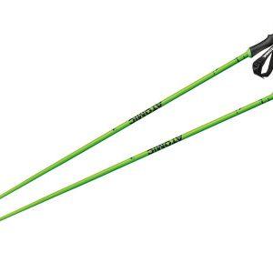Narciarstwo > Kijki narciarskie - Kijki Atomic Redster X SQS Green Grey 2019