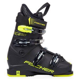 Narciarstwo > Buty narciarskie - Buty Fischer RC4 60 Jr Thermoshape Black 2019