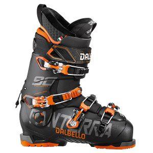 Narciarstwo > Buty narciarskie - Buty Dalbello Panterra 90 Anthracite / Black / Orange 2019