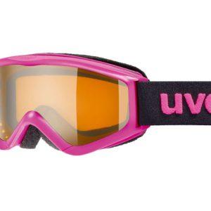 Akcesoria > Gogle - Gogle Uvex Junior  Speedy Pro Pink (9030) 2019