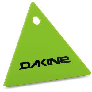 Akcesoria > Smary i narzędzia - Cyklina Dakine Triangle Scraper Green F/W 2019
