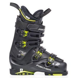 Narciarstwo > Buty narciarskie - Buty Fischer Cruzar Sport Thermoshape Black / Yellow 90 SMU 2019