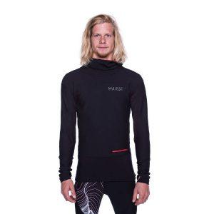 Odzież zimowa > Bielizna termoaktywna - Bluza Termiczna Majesty Heatshield Base Layer Black/Black 2019