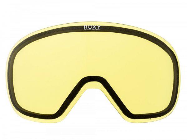 Akcesoria > Gogle - Szyba do gogli Roxy Popscreen Spheric Lens Yellow (YHJ0) 2019