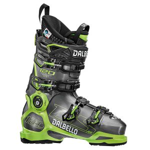 Narciarstwo > Buty narciarskie - Buty Dalbello DS AX 120 Anthracite / Green 2019