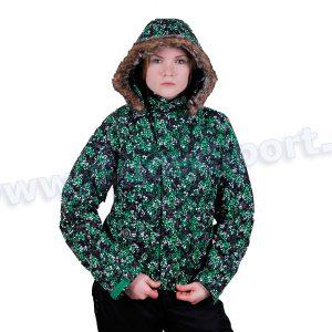 Odzież zimowa > Kurtki - Kurtka Damska Protest Stefany green