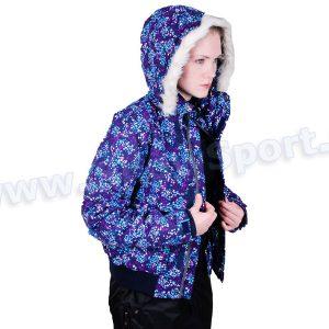 Odzież zimowa > Kurtki - Kurtka Damska Protest Stefany Blue