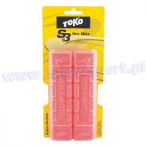 Akcesoria > Smary i narzędzia - Gorący wosk TOKO Hot Wax (-4C do -10C)