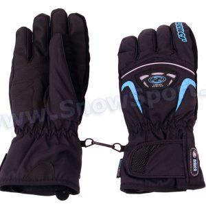 Odzież zimowa > Rękawice narciarskie - Rękawice Ziener GLENN AS Glove Ski Alpine (Black/Blue)