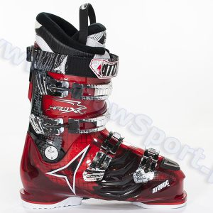 Narciarstwo > Buty narciarskie - Buty Atomic Hawx 90 Red 2012