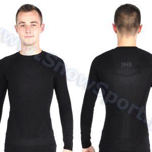 Odzież zimowa > Bielizna termoaktywna - Gatta Bluza Thermo Plus Matt Black Grey 2016