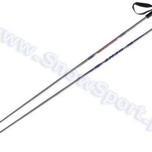 Narciarstwo > Kijki narciarskie - Kijki biegowe KOMPERDELL RENT Silver/Blue