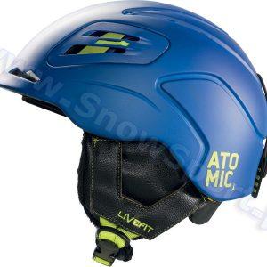 Akcesoria > Kaski - Kask Atomic MENTOR LF Blue 2016