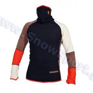 Odzież zimowa > Bielizna termoaktywna - Bluza termoaktywna Majesty Surface Brown/Black 2015