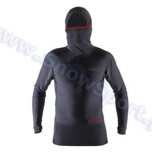 Odzież zimowa > Bielizna termoaktywna - Bluza termoaktywna Majesty Heatshield Black/Black 2017
