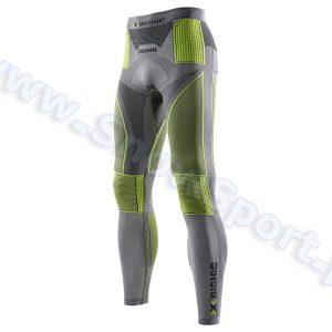 Odzież zimowa > Bielizna termoaktywna - Spodnie termoaktywne X-Bionic Radiactor EVO Man iron yellow
