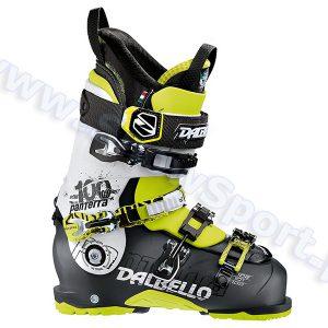 Narciarstwo > Buty narciarskie - Buty Dalbello Panterra 100 black/transp white (BTW) 2016