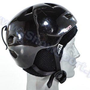 Akcesoria > Kaski - Kask BERN Brentwood Zip Mold Gloss Black