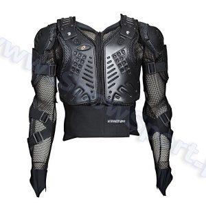 Akcesoria > Ochraniacze - Zbroja z ochraniaczem na kręgosłup X-Factor Total
