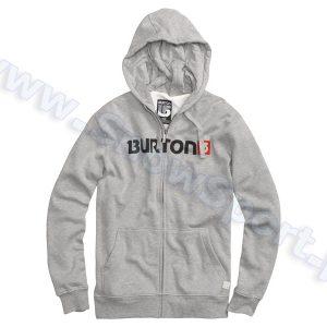 Lifestyle > Bluzy - Bluza Burton Logo Horiz Grey