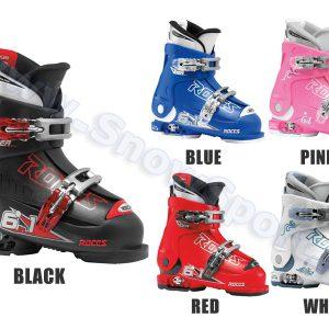 Narciarstwo > Buty narciarskie - Buty Roces Idea 160-185 2013