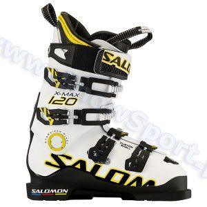 Narciarstwo > Buty narciarskie - Buty SALOMON X MAX 120 White / Black