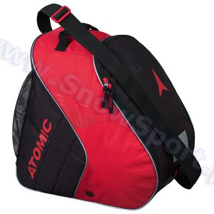 Akcesoria > Pokrowce - Pokrowiec na buty narciarskie ATOMIC Boot Bag Plus Red 2017