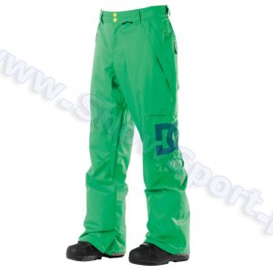 Odzież zimowa > Spodnie - Spodnie DC Banshee Emerald 2013