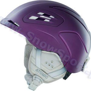 Akcesoria > Kaski - Kask Atomic MENTOR W Purple 2016