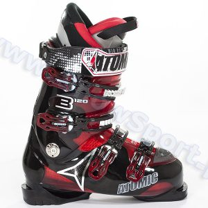 Narciarstwo > Buty narciarskie - Buty Atomic B-Tech 120 2012