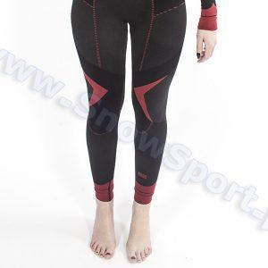 Odzież zimowa > Bielizna termoaktywna - Spodnie Gatta Active Thermo Plus Julita/Julia Black Grey Red