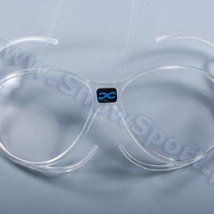Akcesoria > Gogle - Oprawka uniwersalna na szkła korekcyjne do gogli